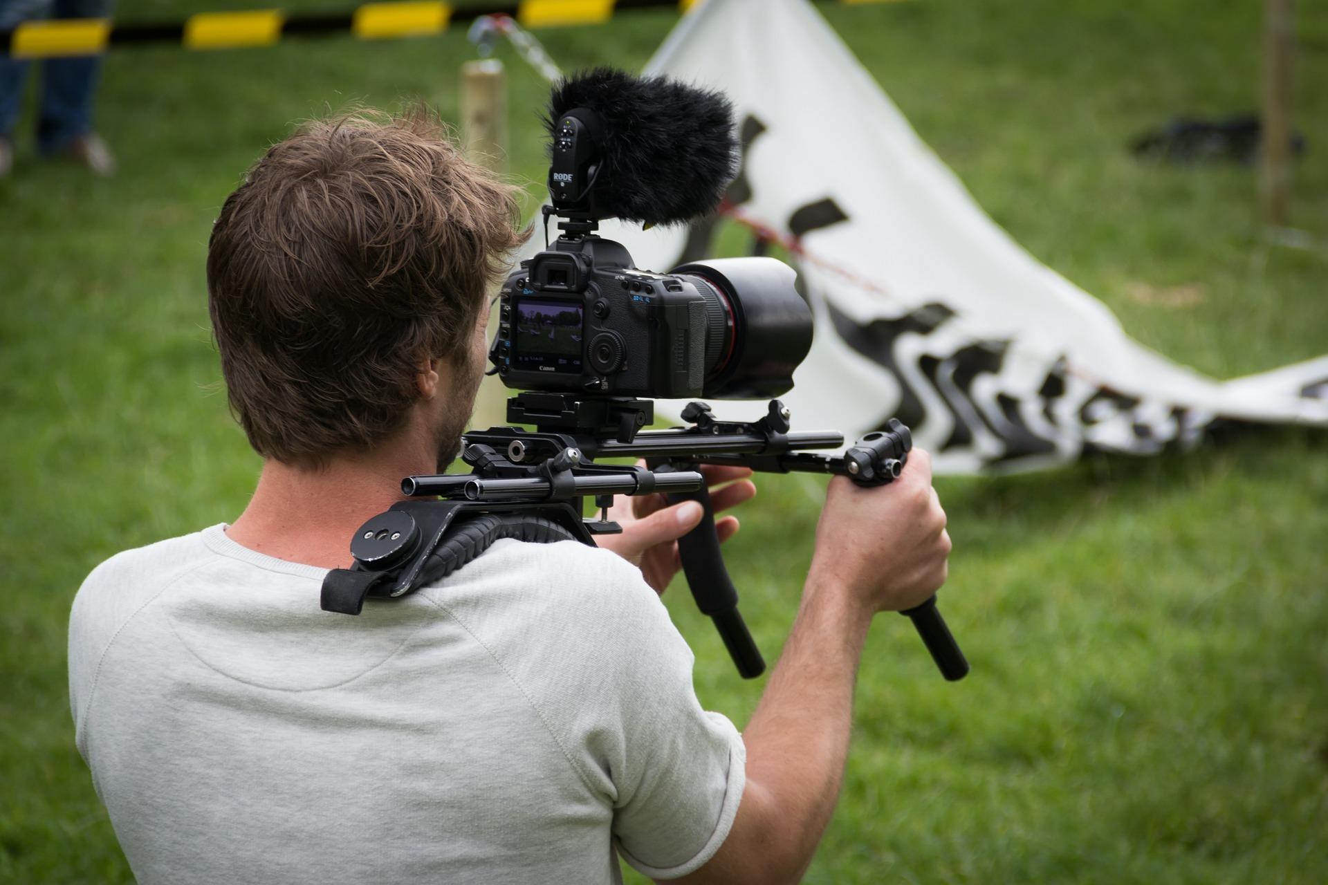 Image film - Filming